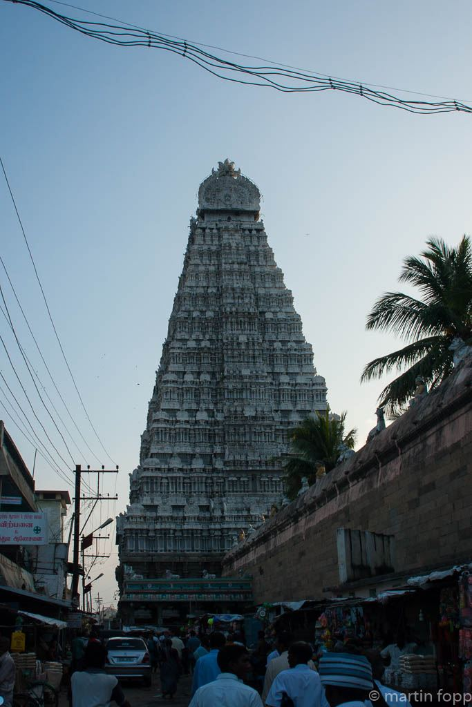 Thiruvannamalai - Tempel